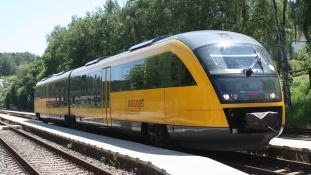 Kisiklott egy vonat Révkomárom és Pozsony között