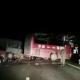 Tizenkét áldozata van a buszbalesetnek – egy ló okozta