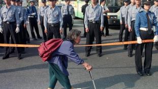 Van miért félni a nyugdíjasoktól Dél-Koreában