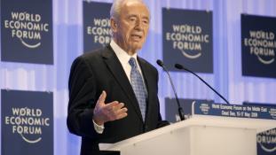 Ma temetik Simon Pereszt – rendkívüli biztonsági intézkedések Jeruzsálemben