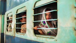 A változatosság gyönyörködtet: a női szépség Indiában