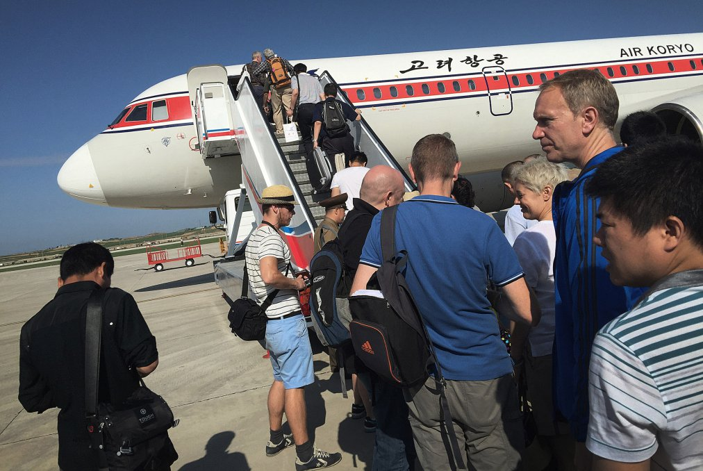 North Korea Travel Risks