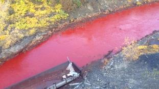 Vörösiszap-katasztrófa Szibériában?