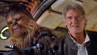 Kétmillió dollár Harrison Ford eltört lábáért