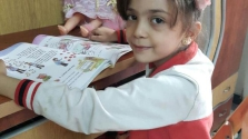 Szép napot, világ – Aleppó poklából twittel egy hétéves kislány