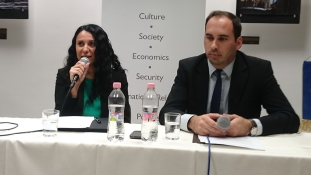Beszélgetés Észak-Ciprusról Budapesten