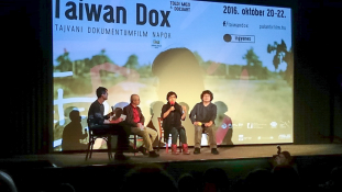 """Ugrás, fiúk!"" – tajvani dokumentaristák Budapesten"