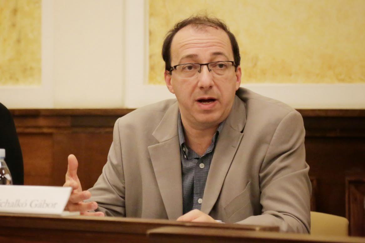 Michalkó Gábor
