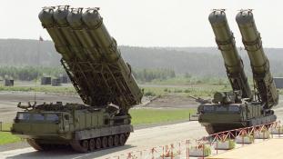 Légvédelmi rakétarendszert telepített Szíriába Moszkva