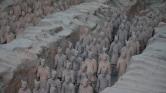 Görög szobrász mintázta volna az agyaghadsereget Kína első császárának?