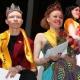 Egzotikus szépségverseny, albínóknak