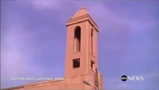 Kiűzték az iszlamistákat – már újra szól a harang Bartellában, de még nincs kinek