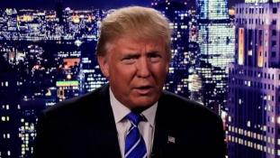 Trump sajnálja az obszcén beszólásait