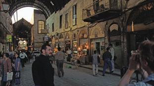A háború közepén a városképért aggódnak Damaszkusz vezetői