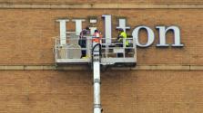 A kínaiak már a Hiltonban is ott vannak, nem is kicsit
