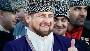 Kétszer is meg akarták ölni – mondja a csecsen vezető
