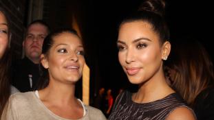 Kim Kardashian perel