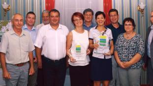 Rangos nemzetközi környezetvédelmi díjat nyert a KITE