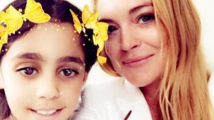 Majdnem Törökországban hagyta a gyűrűsujját Lindsey Lohan