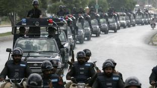 Terrortámadás a rendőr akadémia ellen – 59 halott