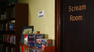 Sikítószoba Kairóban – hogy szabadon engedd a belső szörnyet