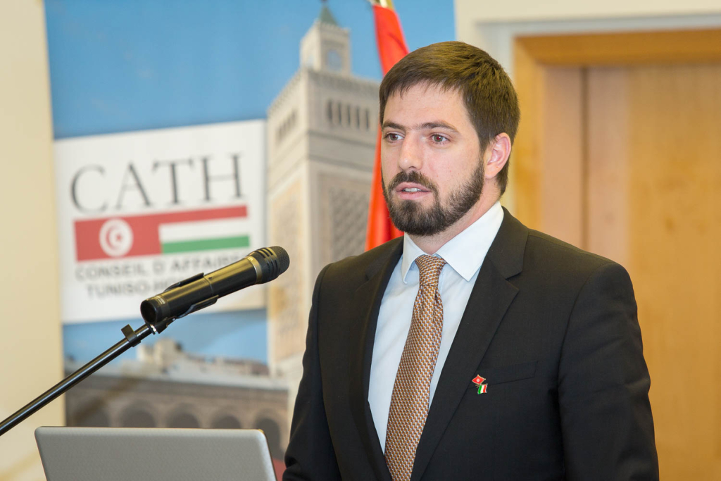 Magyar Levente, gazdaságdiplomáciáért felelős államtitkár, Külgazdasági és Külügyminisztérium