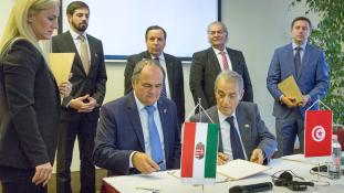 A kétfülű kosár esete – új fejezet kezdődött Tunézia és Magyarország üzleti kapcsolatában