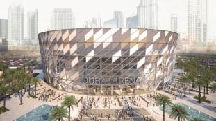 Dubaj legújabb csodája – a magából színházat csináló stadion