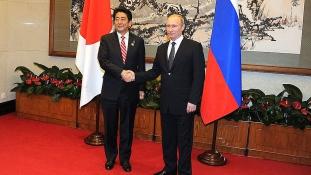 Esély a japán-orosz békeszerződésre