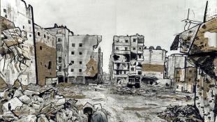 Holnap megint elhallgathatnak a fegyverek Aleppóban