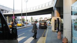 Lövöldözés az isztambuli repülőtéren