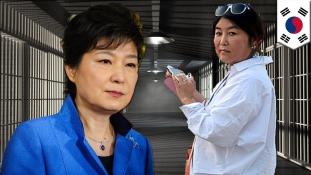 Sámánasszony befolyása alatt a dél-koreai elnök