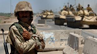 Két moszuli negyed már a hadsereg kezén van, most készülnek elfoglalni a harmadikat