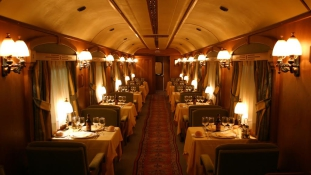 Utazás luxuskivitelben – ezek a világ legszebb vonatai