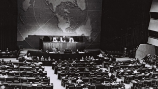 Ezen a napon döntött az ENSZ Palesztina arab és zsidó államra osztásáról