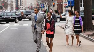Ebbe a házba költöznek Obamáék
