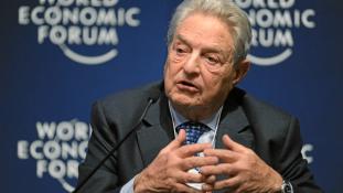 Soros György aranyat adott el és kínai részvényeket vásárolt még Trump győzelme előtt