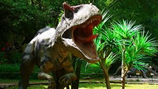 Több, mint egymillió euró egy dinoszaurusz csontvázáért