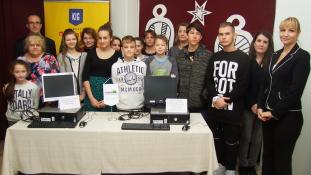 Számítógép karácsonyra – iskoláknak