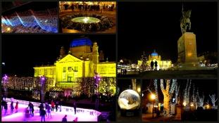 Ilyen az ünnepi fényben úszó Zágráb: megnéztük Európa legjobb karácsonyi vásárát