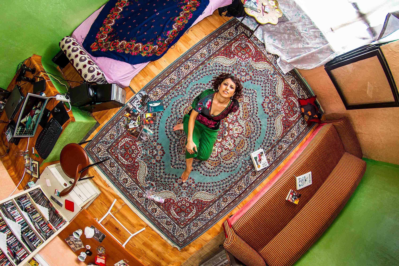 205. szoba, Gullé, 29 éves színésznő, Isztambul, Törökország