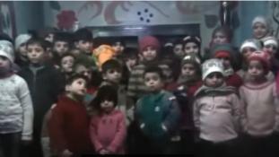 Mentsetek meg – videón üzentek a Kelet-Aleppóban rekedt árva gyerekek