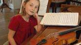 Ő az új Mozart? Ez a kislány 11 évesen írta első operáját