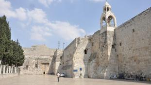 Kevesebb erőszak: 120.000 látogatóra számítanak december végéig Betlehemben