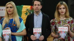 Ebola – könyv a szegénység vírusáról a karácsonyi könyvvásáron