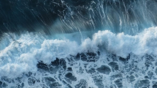 Hatemeletes háznál is magasabb minden idők legnagyobb lemért hulláma
