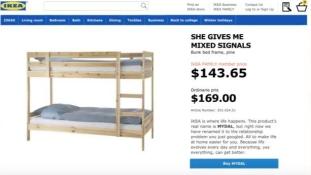 Marketing és terápia – vicces nevekre váltott az IKEA