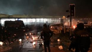 Kurdisztán sólymai robbantottak a hétvégén Isztambulban