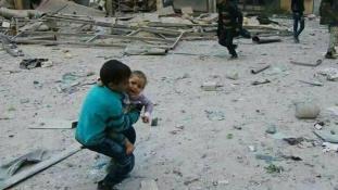 Utolsó üzenetek Aleppóból