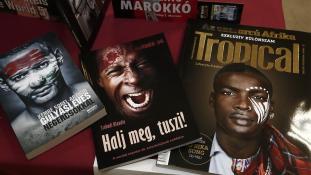 Négercsók karácsonyra? Ajándékozzon egy izgalmas könyvet Afrikáról és Magyarországról